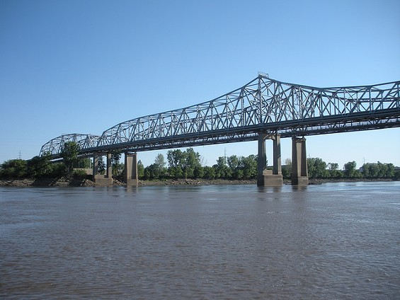 The Platte Purchase Bridge could be yours. - MODOT ON FLICKR