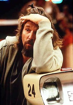 The Dude was stressed about his movie - BLOG.BELIEFNET.COM