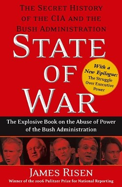 Information Sterling allegedly leaked to a reporter ended up in this book and described how the CIA may have inadvertently assisted Iran in its quest to build a nuclear weapon.