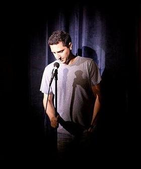 Matt rocks the mic, y'all