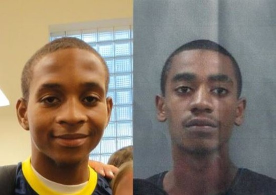 Cornell McKay's lawyers say McKay (left) was mistakenly ID'd as the perpetrator of a crime Keith Esters committed.