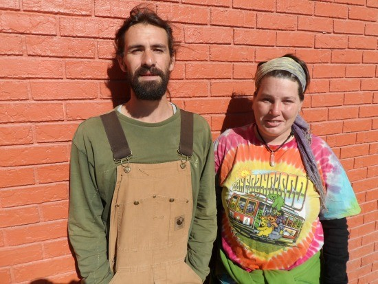 Brandalyn Orchard and Edward Gillespie | Courtesy ACLU