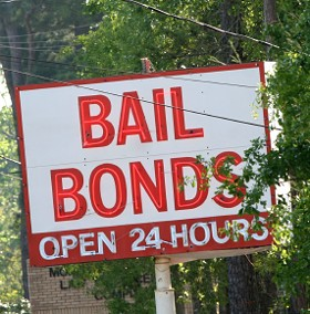 The city's bail bond system is under review - IMAGE VIA
