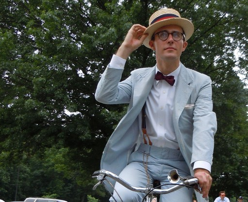 "State Senator Ryan McKenna thinks seersucker suits like this one just look ""ridiculous."" - SOURCE"
