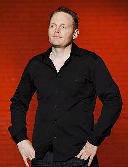 Standup Bill Burr, coming to the Pageant this weekend - PHOTO BY BRIAN FRIEDMAN