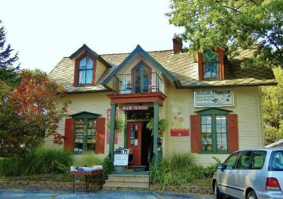 The Book House. - VIA