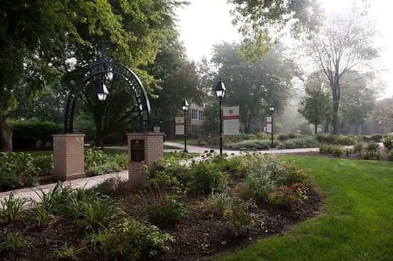 St. Xavier University. - VIA FACEBOOK