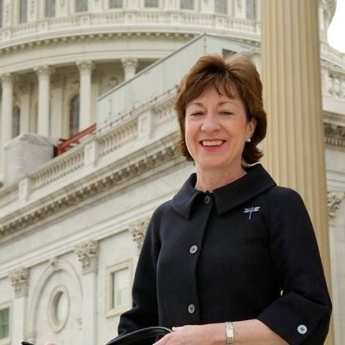 Maine senator Susan Collins - VIA
