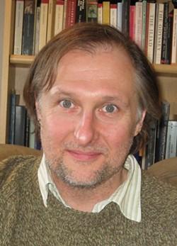 Andrew Hoberek. - COURTESY OF ANDREW HOBEREK