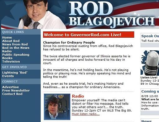 WWW.THEPUBLICITYAGENCY.COM/ROD-BLAGOJEVICH