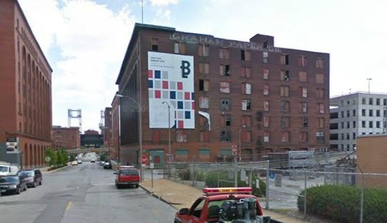 The Cupples 7 building was supposed to become a loft, but the city fears it could come a fallin'.