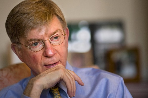 Goodbye, George Will. - VIA