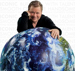 Pay a visit to Shatner's World.