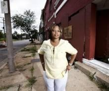 State Rep. Jamilah Nasheed is seeking to make a jump to the state Senate. - JENNIFER SILVERBERG