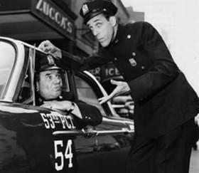 Policin' ain't no joke these days - IMAGE VIA