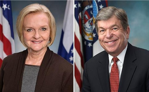 Will Claire McCaskill and Roy Blunt stand up to the NFL?