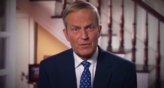 "Todd Akin apologizes for his comments on ""legitimate rape."" He took the apology back in his book, published last year. - YOUTUBE"