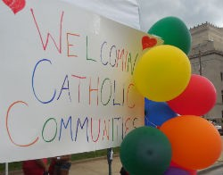 PrideFest St. Louis this weekend. - COURTESY OF CATHOLIC ACTION NETWORK