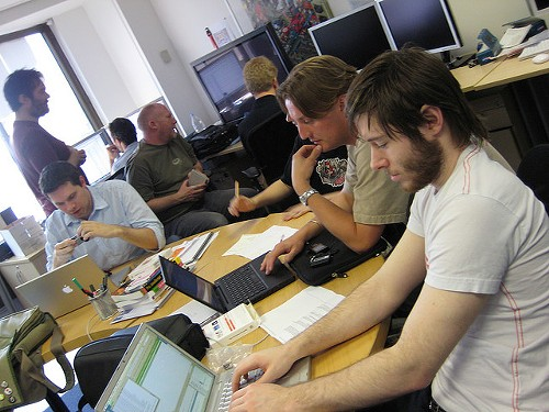Investments in tech startups doubled in 2013, according to ITEN. - PHILLIE CASABLANCA ON FLICKR