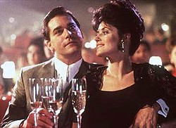 Henry Hill, played by actor Ray Liotta, could handle his liquor (but not his drugs) in Goodfellas.