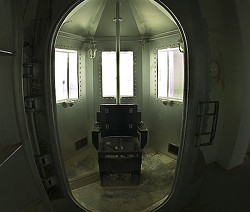 Gas chamber file photo. - VIA WIKIMEDIA COMMONS