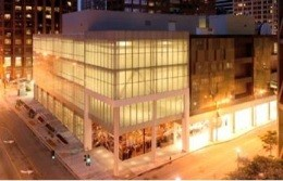 The new MX Movies luxury theater at Washington and 6th - IMAGE VIA