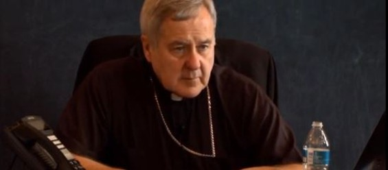 Archbishop Carlson just can't remember things. - ANDERSON ADVOCATES/YOUTUBE