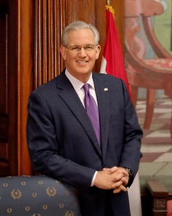 "Governor Nixon vetoed an abortion bill he called ""insulting to women."" - COURTESY OF THE GOVERNOR'S OFFICE"