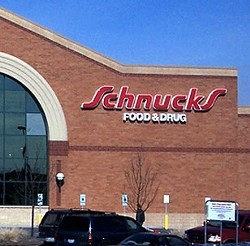Schnucks has been compromised.