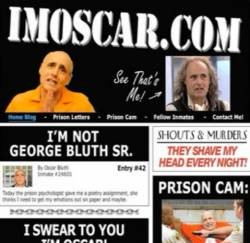 Travis Jones didn't have a website when he was wrongly imprisoned.