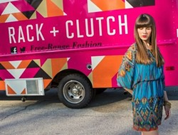 Emily Ponath of Rack + Clutch. - COURTESY OF J ELIZABETH PHOTOGRAPHY