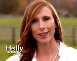State Rep. Holly Rehder. - VIA HOLLYREHDER.COM / YOUTUBE
