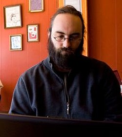Da'  blogger: Adam Shriver