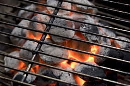 Clohessy got grilled! - IMAGE VIA