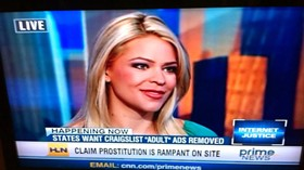 RFT's parent company is taking on native St. Louisan CNN reporter, Amber Lyon