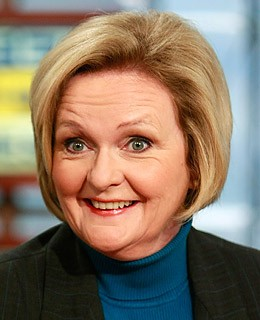 McCaskill: I am so glad the convention wasn't in St. Louis!