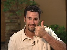 Here's a picture of Suppan giving the thumbs up.