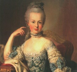 A certain deluded French monarch was the icon for the short-lived Twitter.