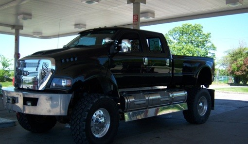 """""""Mark Buehrle's truck will cause ice caps to melt"""" - DEADSPIN.COM"""