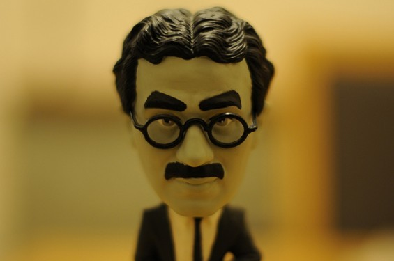 Back off, Groucho! - SON OF GROUCHO   FLICKR