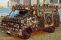 Harrod Black's Cameravan.