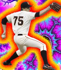 """Barry """"Captain Quirk"""" Zito: off-beat guy, hasn't lived up to pitching expectations."""