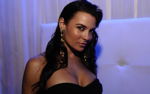 Krista Ayne at Lure nightclub on Saturday night. See more photos from the party at Lure on Saturday. - PHOTO: EGAN O'KEEFE