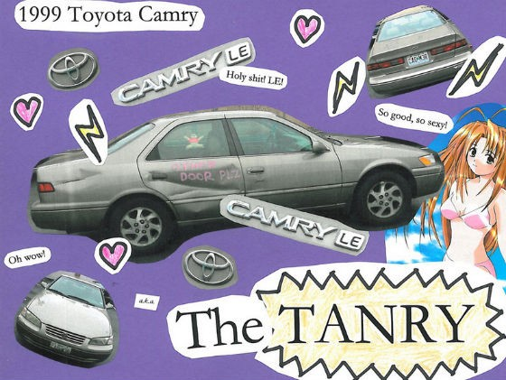 Who WOULDN'T want this car? - VIA CRAIGSLIST