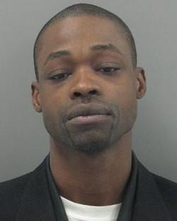 Collins: Suspect has a lengthy rap sheet.