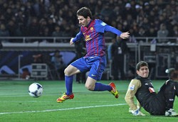 Lionel Messi will play with Argentina in St. Louis on November 18. - CHRISTOPHER JOHNSON ON FLICKR