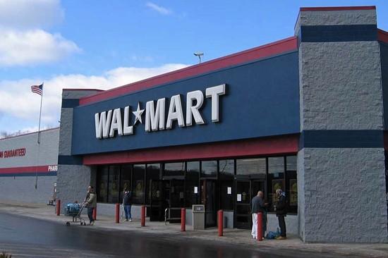 Walmart file photo. - VIA WIKIMEDIA COMMONS