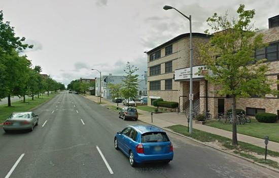 Forest Park Avenue. - VIA GOOGLE MAPS