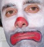 Ass Clown in question
