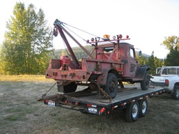Towing scandal: It's outta here.
